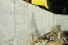 Бетонирование стен
