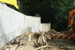 Возведение подпорных стен в Сочи