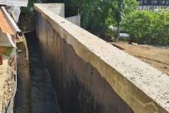 Гидроизоляция подпорных стен