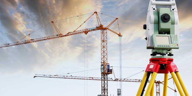 Геодезическое сопровождение строительства в Сочи